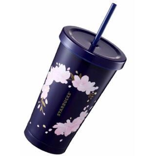 Starbucks Coffee - スターバックス サクラ タンブラー 夜桜 スタバ