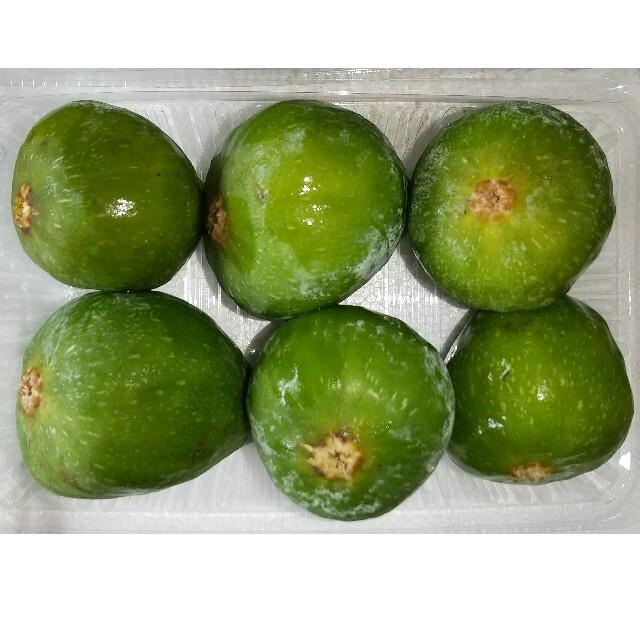 高知産イチジク「キング」4パック1.5kg ※糖度高い無農薬栽培皮ごと食べられる 食品/飲料/酒の食品(フルーツ)の商品写真