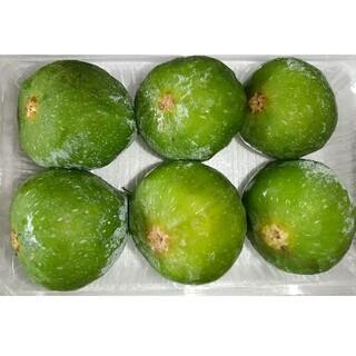 高知産イチジク「キング」4パック1.5kg ※糖度高い無農薬栽培皮ごと食べられる