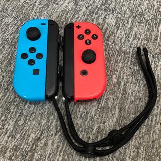 ニンテンドースイッチ(Nintendo Switch)のNintendo Switch Joy-Con ネオンレッド ネオンブルー(その他)