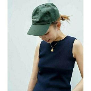 DEUXIEME CLASSE - Deuxieme Classe【SKIN/スキン】 CAP グリーン