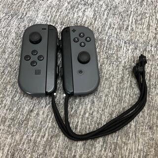 ニンテンドースイッチ(Nintendo Switch)のNintendo Switch Joy-Con グレー(その他)