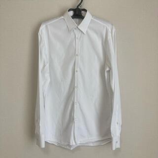 ジェイリンドバーグ(J.LINDEBERG)のJ.LINDEBERG ワイシャツ 白シャツ(シャツ)