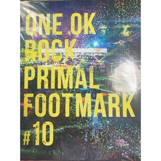 ONE OK ROCK - PRIMAL FOOTMARK 2021 ONE OK ROCK