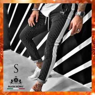 パンツ メンズ スウェットパンツ  ジョガーパンツ  おしゃれ ズボン S(スラックス)