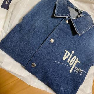 Dior - DIOR デニムシャツ 限定コラボ 販売終了品