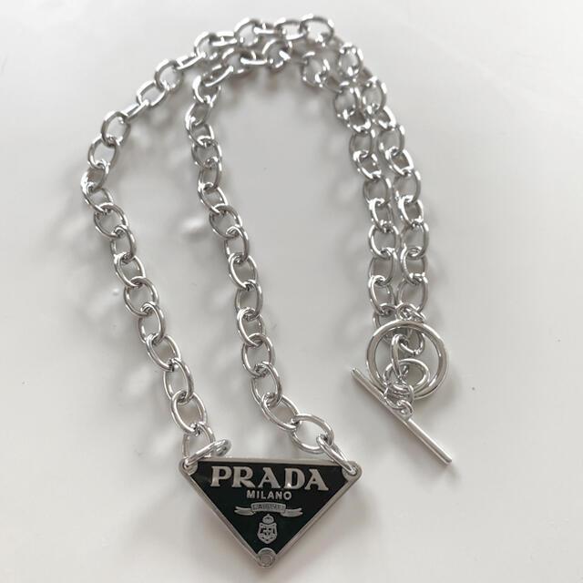 PRADA(プラダ)のプラダ PRADA ネックレス  レディースのアクセサリー(ネックレス)の商品写真