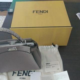 FENDI - フェンディピーカブーミニ