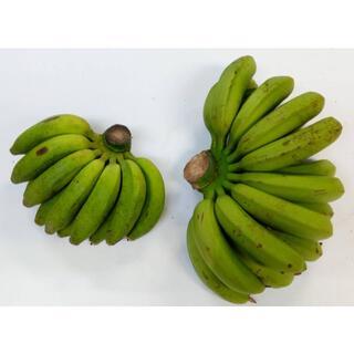 沖縄本島北部産 元祖 島バナナと台湾系島バナナの1Kgセット!(フルーツ)