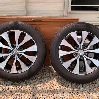 SERENA - 日産 セレナ C27 純正 ホイール タイヤ 4本