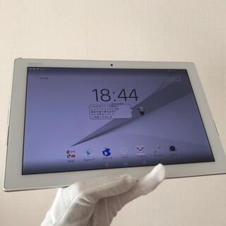 エクスペリア(Xperia)のXperia XZ4 tablet SO-05G docomo SIMロック解除(スマートフォン本体)