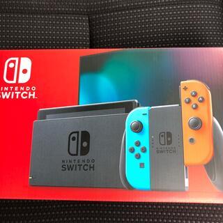 ニンテンドースイッチ(Nintendo Switch)のNintendo  Switch 本体 未使用品(家庭用ゲーム機本体)