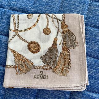 フェンディ(FENDI)の⭐️used⭐️FENDI ハンカチ(ハンカチ)