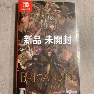 ニンテンドースイッチ(Nintendo Switch)のブリガンダイン ルーナジア戦記 Switch(家庭用ゲームソフト)