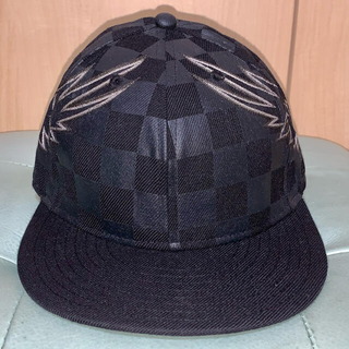NUMBER (N)INE - NUMBER NINE × NEW ERA 59FIFTY キャップ 7 3/8