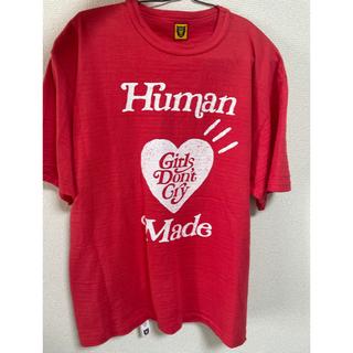 シュプリーム(Supreme)のHUMAN MADE X GIRLS DON'T CRY FRONT(Tシャツ/カットソー(半袖/袖なし))