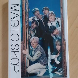BTS Magic Shop DVD 4枚セット