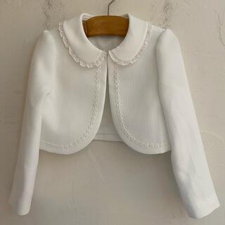エル(ELLE)のELLE en noir エルアンノワール フォーマル ジャケット サイズ120(ドレス/フォーマル)