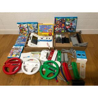 ウィーユー(Wii U)のWii u   プレミアムセット限定 スマブラ、マリオ、スプラ等セット(家庭用ゲームソフト)