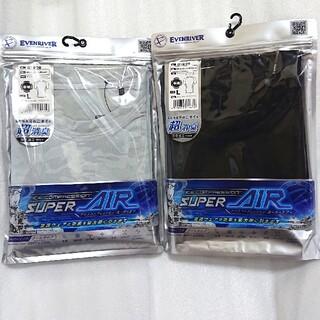 イーブンリバー(EVEN RIVER)のEVEN RIVER・アイスコンプレッション スーパーエアーシャツ・セット(シャツ)