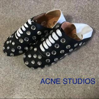 アクネ(ACNE)のACNE STUDIOS sale!(スリッポン/モカシン)