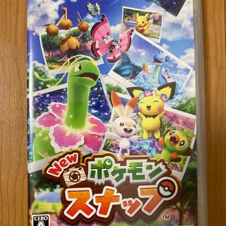 ニンテンドースイッチ(Nintendo Switch)のNew ポケモンスナップ(家庭用ゲームソフト)