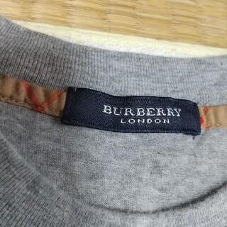 BURBERRY - BURBERRY 半袖Tシャツ