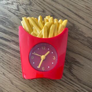マクドナルド(マクドナルド)のマクドナルド 福袋 時計(ノベルティグッズ)
