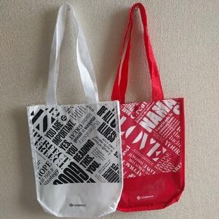 ルルレモン(lululemon)のショップ袋 【lululemon】(ショップ袋)