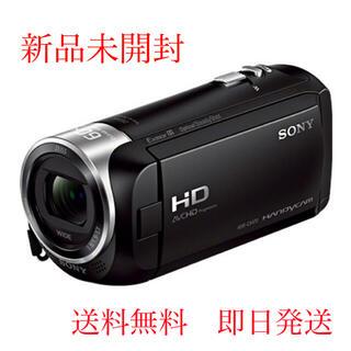 SONY - 【新品未使用】SONY HDR-CX470(B) ビデオカメラ