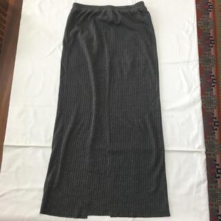 IENA SLOBE - スローブシトロン ロングスカート