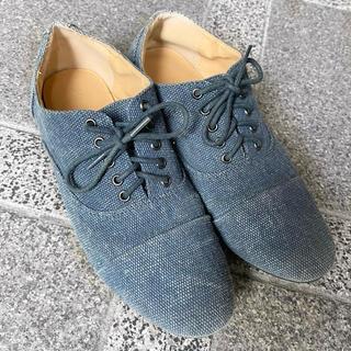 フォーエバートゥエンティーワン(FOREVER 21)のオックスフォードシューズ(ローファー/革靴)