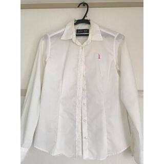 イーストボーイ(EASTBOY)のEAST BOY 白ワイシャツ(シャツ/ブラウス(長袖/七分))