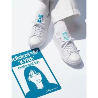 adidas - adidas stan smith × KYNE 新品未使用 M9 27㎝