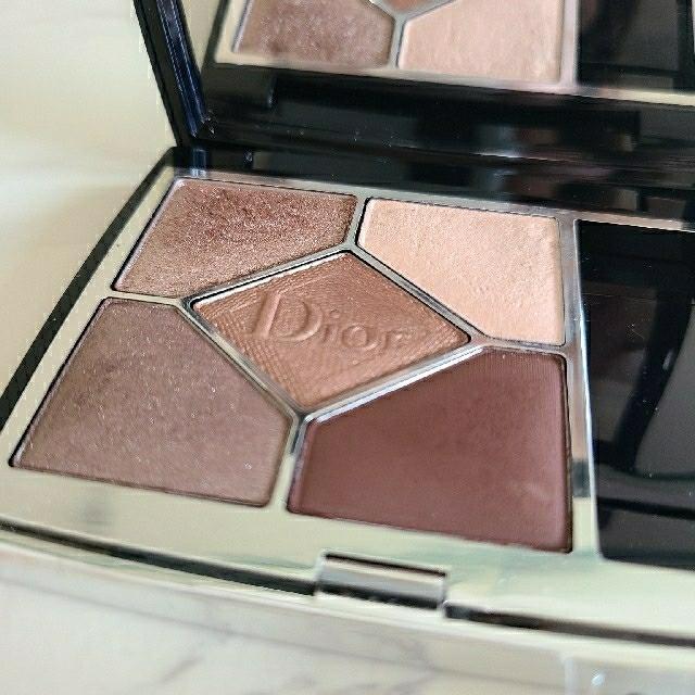 Dior(ディオール)のDior サンククルール クチュール 669 ソフトカシミア コスメ/美容のベースメイク/化粧品(アイシャドウ)の商品写真