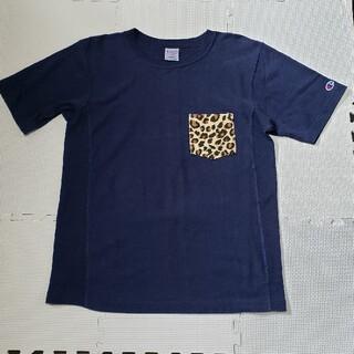 Champion - チャンピオン REVERSE WEAVE 胸ポケット 半袖Tシャツ