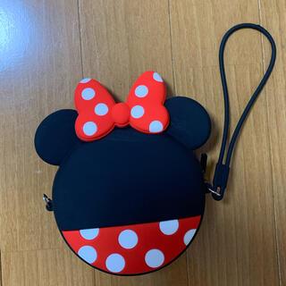 ディズニー(Disney)のシリコンポーチ(ポーチ)