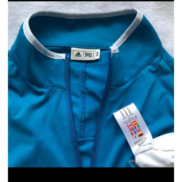 adidas(アディダス)のアディダス ゴルフウェア Mサイズ スポーツ/アウトドアのゴルフ(ウエア)の商品写真