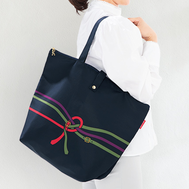 ROBERTA DI CAMERINO(ロベルタディカメリーノ)のRoberta di Camerino × DR.CI:LABO レディースのバッグ(エコバッグ)の商品写真