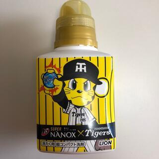 ハンシンタイガース(阪神タイガース)の阪神タイガースデザインボトル トップスーパーナノックス(記念品/関連グッズ)