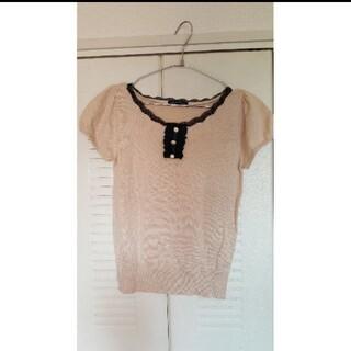 ミッシュマッシュ(MISCH MASCH)のお値下げ💗 ミッシュマッシュ 半袖ニット(Tシャツ(半袖/袖なし))