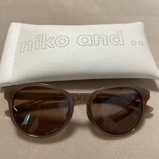 niko and... - ニコアンド… JINSコラボサングラス
