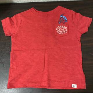 ベビーギャップ(babyGAP)のbaby GAP スパイダーマン Tシャツ 90 男の子 ※26日に削除します(Tシャツ/カットソー)