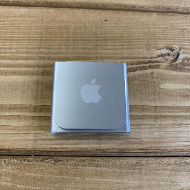 Apple(アップル)のiPod nano (第 6 世代) 16GB スマホ/家電/カメラのオーディオ機器(ポータブルプレーヤー)の商品写真