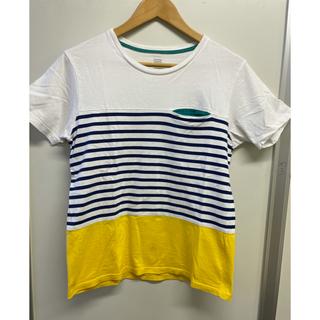 Design Tshirts Store graniph - グラニフ Tシャツ ボーダー