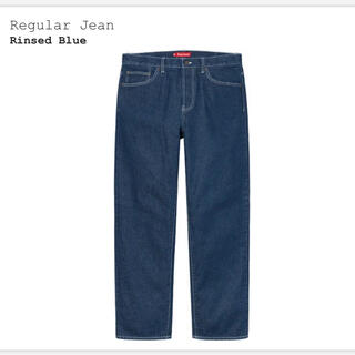 Supreme - 【定価以下】21ss Supreme Regular Jean