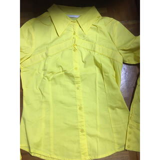 マンゴ(MANGO)のMANGO デザインシャツ(シャツ/ブラウス(長袖/七分))