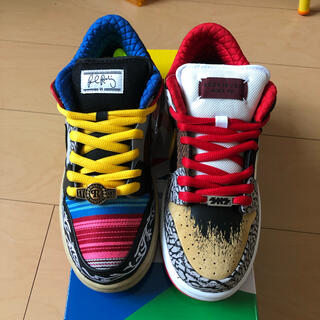 """NIKE - NIKE SB DUNK LOW """"WHAT THE P-ROD"""""""