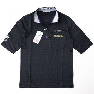 カンゴール(KANGOL)の(新品) KANGOL ハーフジップ ポロシャツ(ポロシャツ)