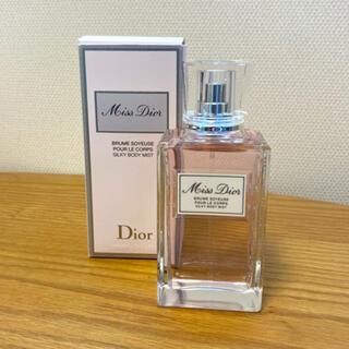 Dior - ミス ディオール シルキーボディミスト 100ml